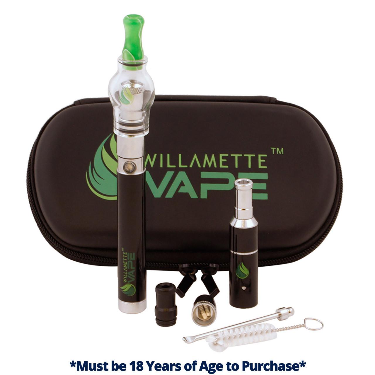 Willamette Vape Kit | Wax, Oil & Dry Herb