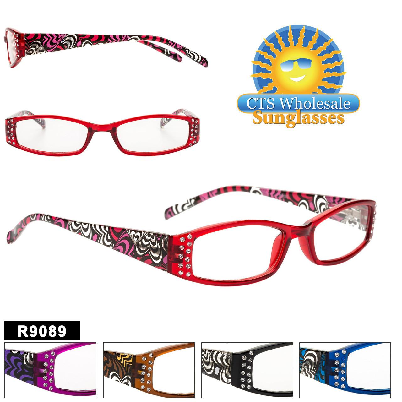 Wholesale Reading Glasses - R9089