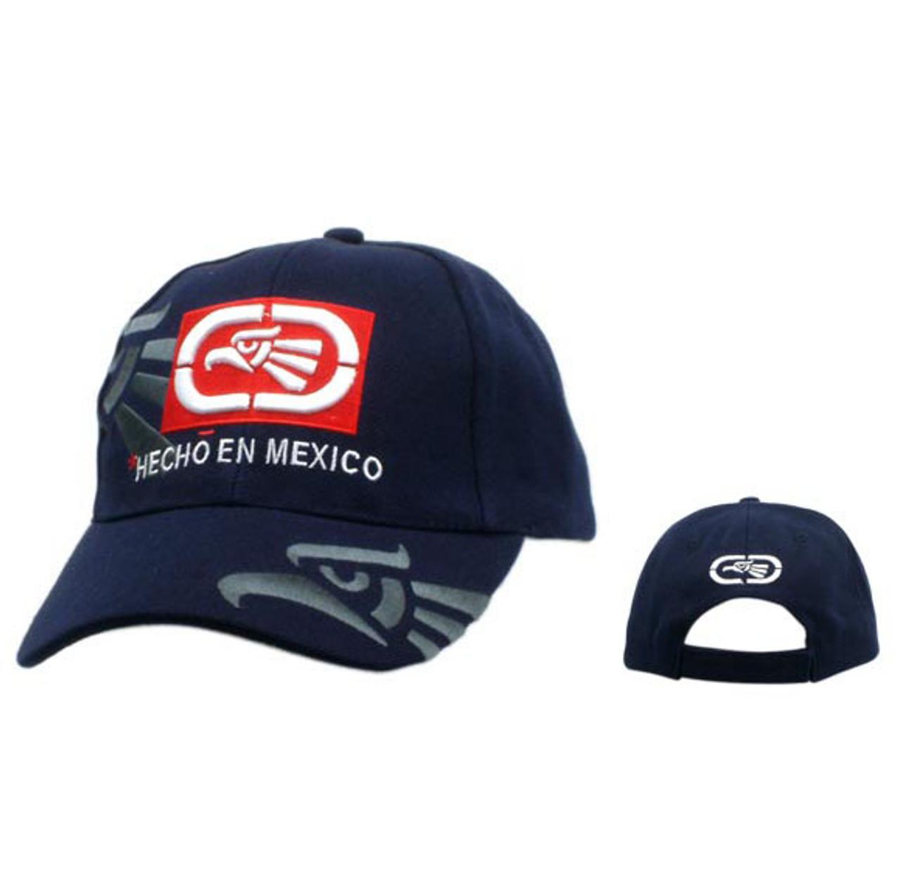 Hecho En Mexico Baseball Caps