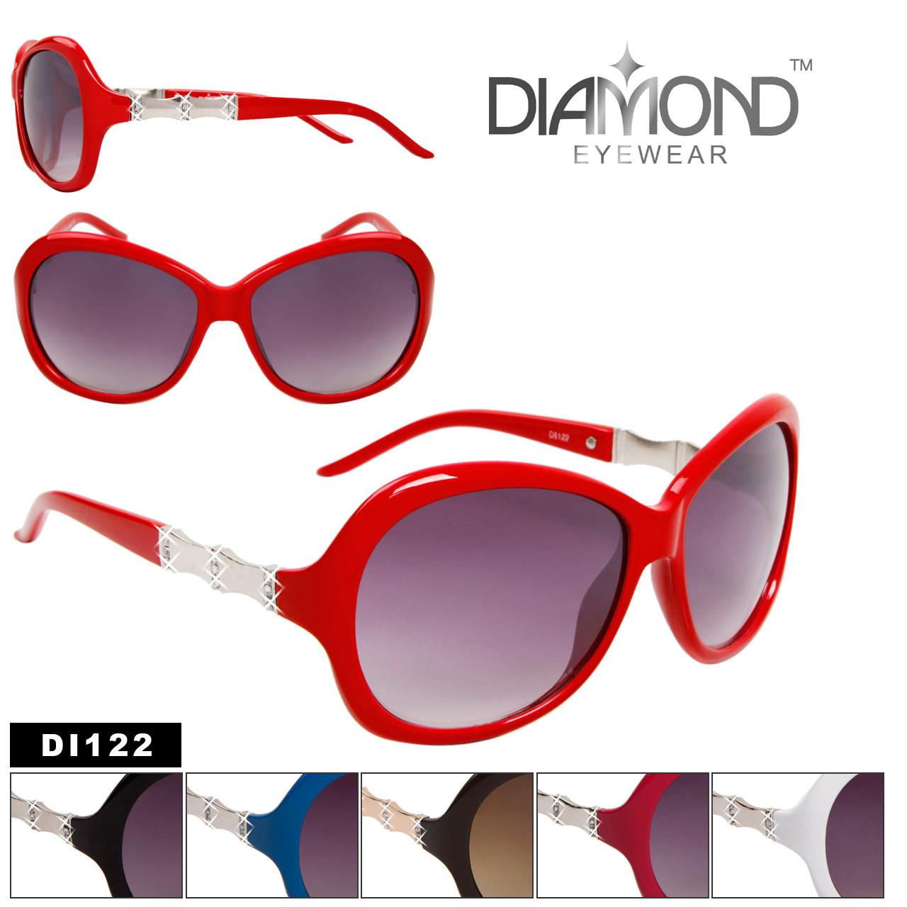 Ladies Rhinestone Sunglasses DI122
