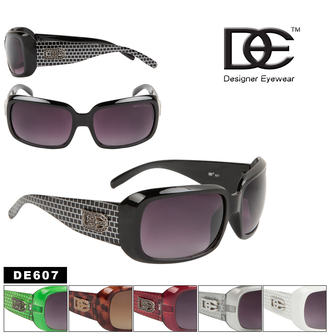 Wholesale Fashion Sunglasses DE Designer Eyewear