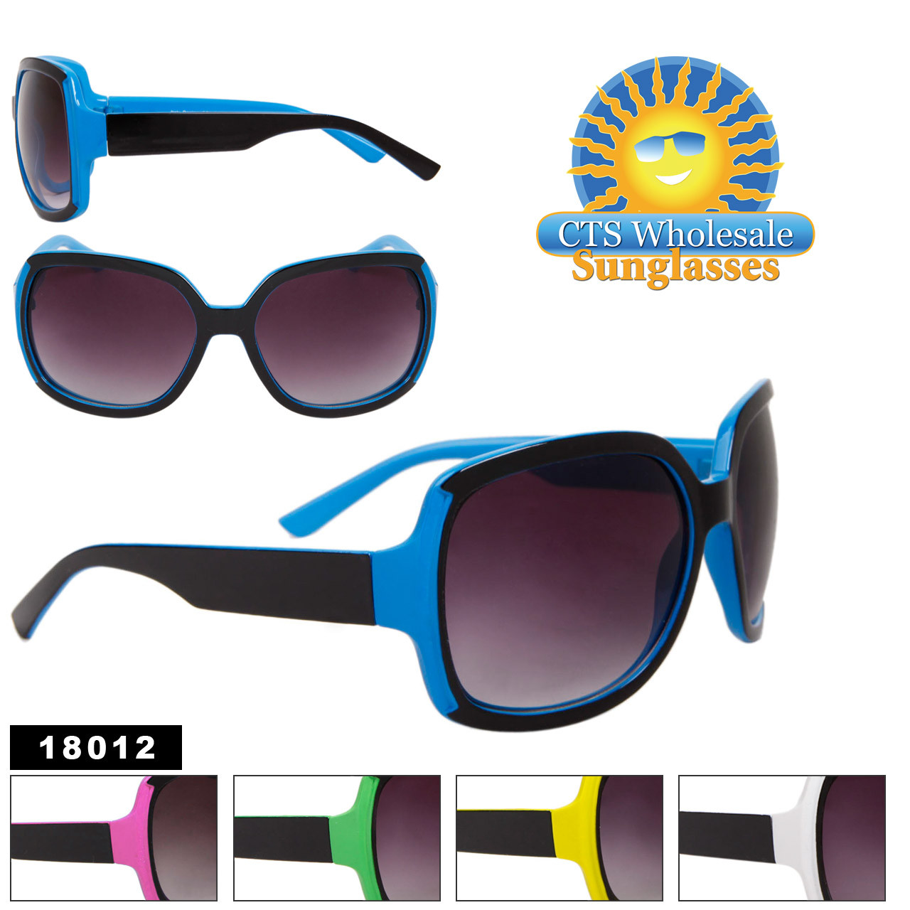 Fashion Sunglasses 18012