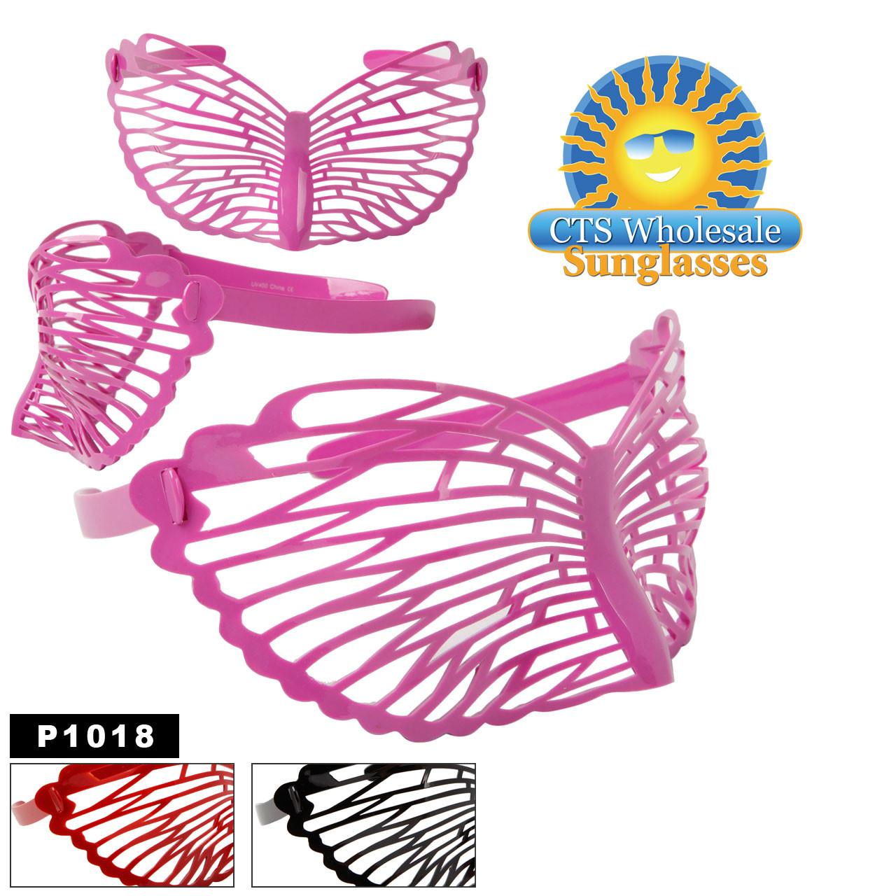 Cute Butterfly Glasses!
