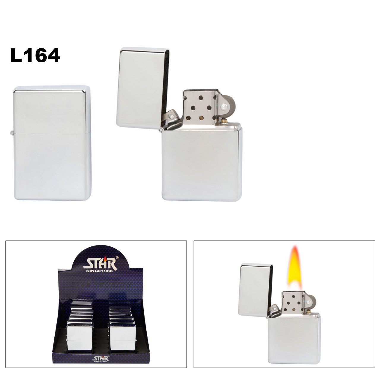 Jumbo Oil Lighters