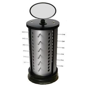 Counter Top Rotating Sunglass Display Rack 7051