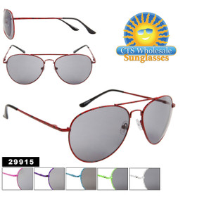 Wholesale Aviator Sunglasses 29915 Paint Splatter Frames with Spring Hinges! (Assorted Colors) (12 pcs.)