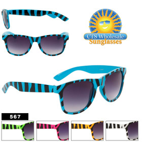 California Classic Sunglasses by the Dozen - Style #567