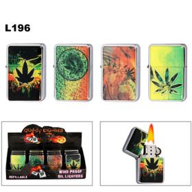 Pot Leaf Lighters L196