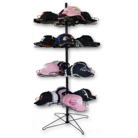 Hat Display D9001 (1 pc.) High Capacity Hat Rack!