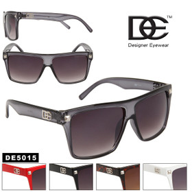 Wholesale Fashion Sunglasses DE5015 Unisex Style! (Assorted Colors) (12 pcs.)