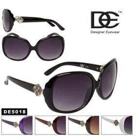 DE™ Fashion Sunglasses DE5018 (Assorted Colors) (12 pcs.)