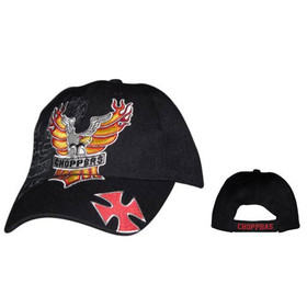 """Choppers"" Wholesale Baseball Cap"