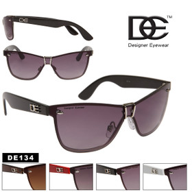 California Classics Sunglasses DE134 Awesome New Style! (Assorted Colors) (12 pcs.)