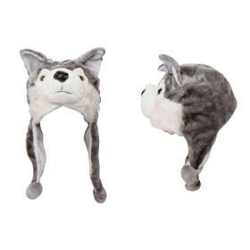 Wholesale Animal Hats | Wolf