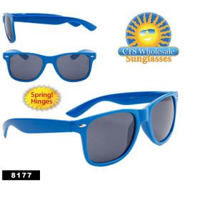 Blue California Classics Sunglasses Wholesale - Style # 8177