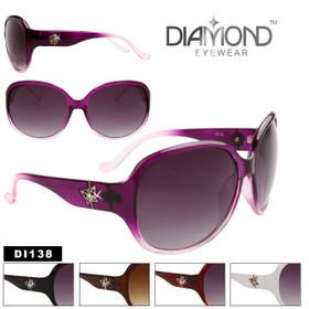Diamond™ Rhinestone Wholesale Sunglasses - Style # DI138