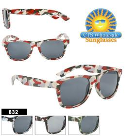 California Classics Wholesale Sunglasses - Style # 832
