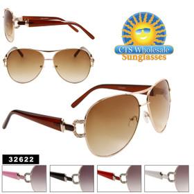 Bulk Aviator Sunglasses - Style # 32622