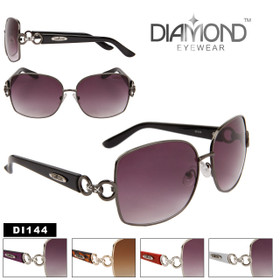 Diamond™ Rhinestone Sunglasses by the Dozen - Style # DI144