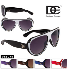 DE™ Aviator Sunglasses - DE5075 (Assorted Colors) (12 pcs.)