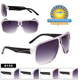 Wholesale Aviators - 8155 (Assorted Colors) (12 pcs.)