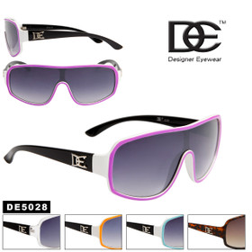 DE™ Unisex Wholesale Sunglasses - DE5028 (Assorted Colors) (12 pcs.)