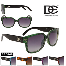 Bulk Designer Sunglasses - DE5046 (Assorted Colors) (12 pcs.)