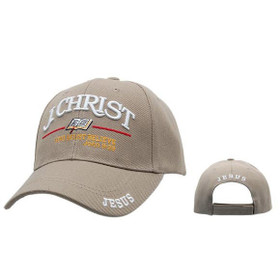 Christian Baseball Hat Wholesale Beige C219