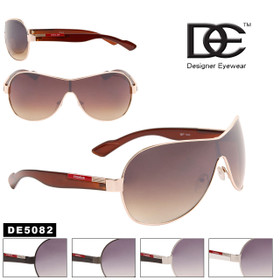 DE™ Aviator Sunglasses Wholesale - Style #DE5082 (Assorted Colors) (12 pcs.)