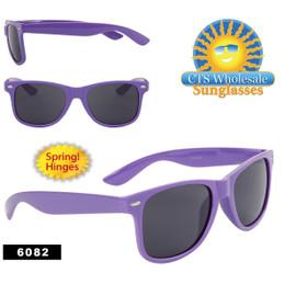 Purple California Classics Sunglasses Wholesale - Style #6082 Spring Hinge