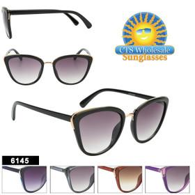 Retro Cat-Eye Sunglasses Wholesale - Style #6145