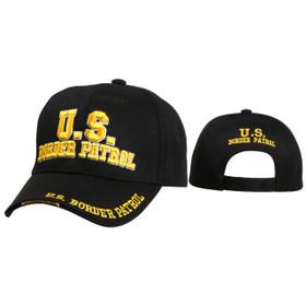 Wholesale Caps ~ U.S. Border Patrol ~ Black