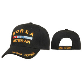 Veterans Baseball Caps Wholesale C155 ~ Korea Veteran