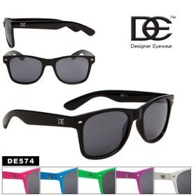 DE™ California Classics Sunglasses - Style DE574 (Assorted Colors) (12 pcs.)