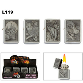 Wholesale Wolf Lighters