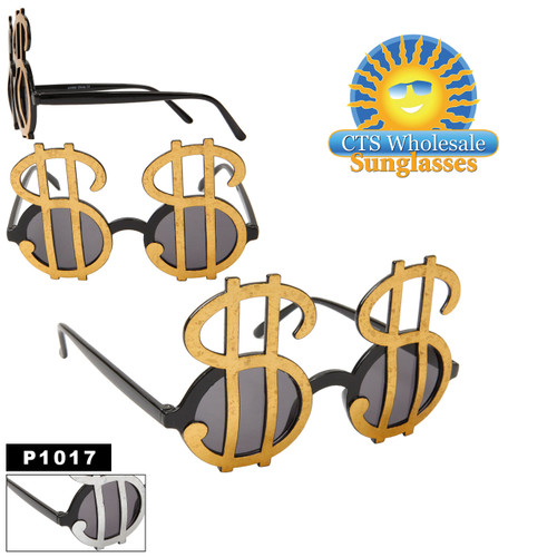 Dollar Sign Party Sunglasses