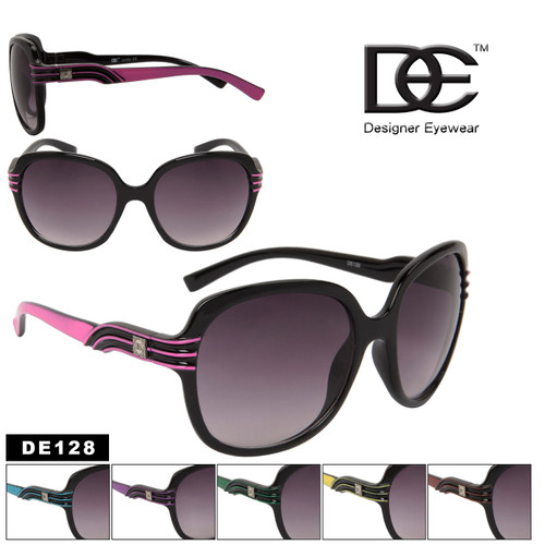Vintage Sunglasses for Ladies by Designer Eyewear DE128
