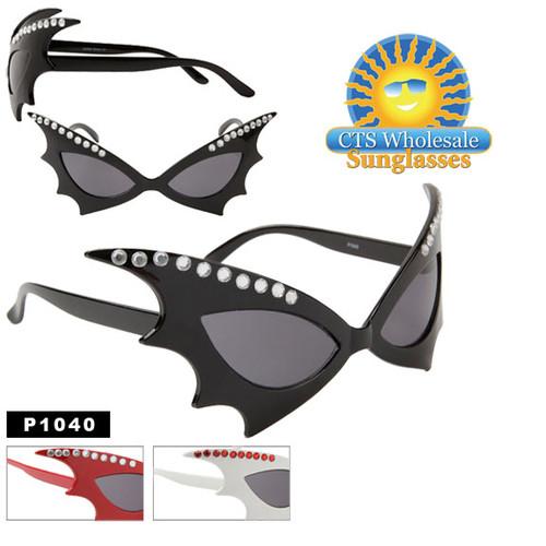 Bat Woman Party Sunglasses