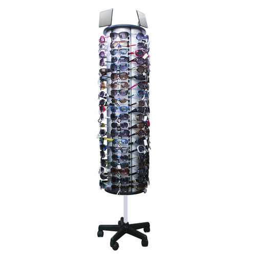 Rotating Sunglass Display | Holds 120 Pair