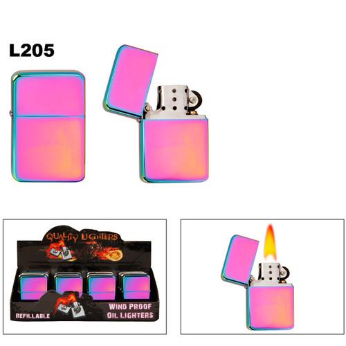 Multi-Color Prism Lighters L205