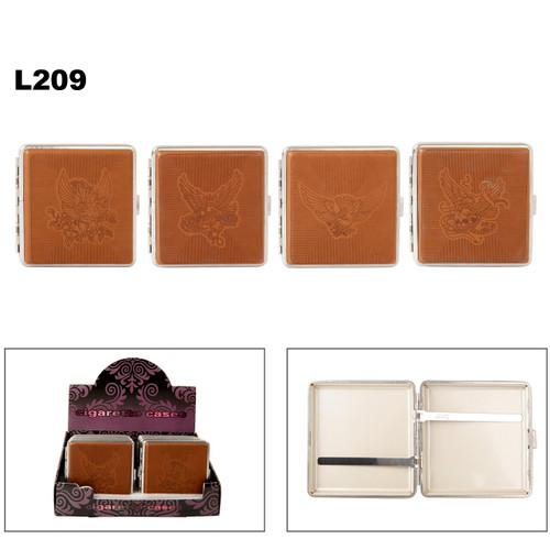 Cigarette Cases L209 Assorted Eagles