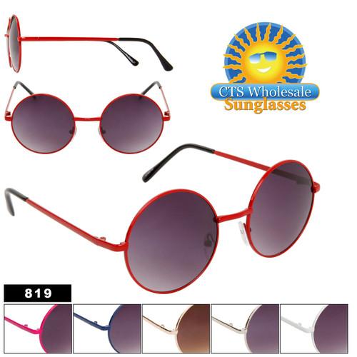 Round Sunglasses 819