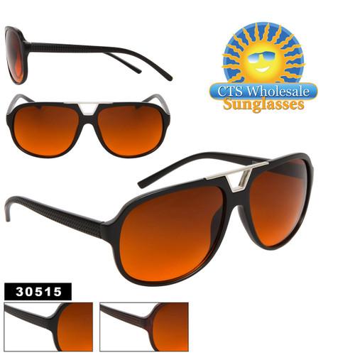 Blue Blocking Aviator Sunglasses 30515
