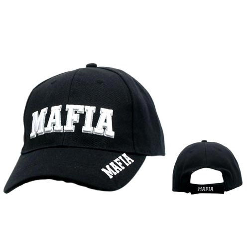 Wholesale Hats C142  ~ Mafia