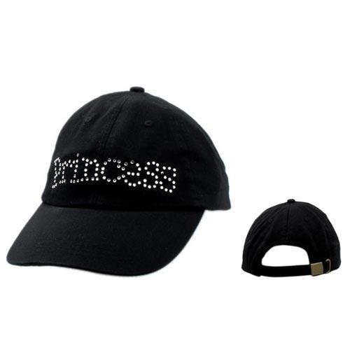 Women's Baseball Caps C140 Black