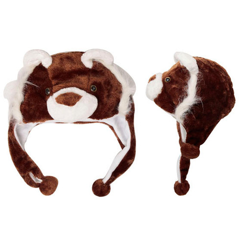 Wholesale Animal Hats | Brown Bear