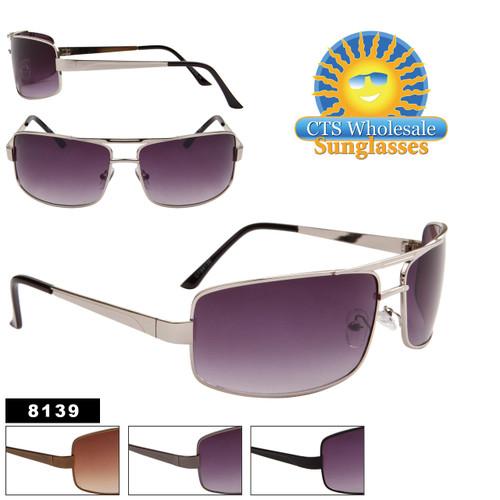 Metal Sunglasses Wholesale 8139