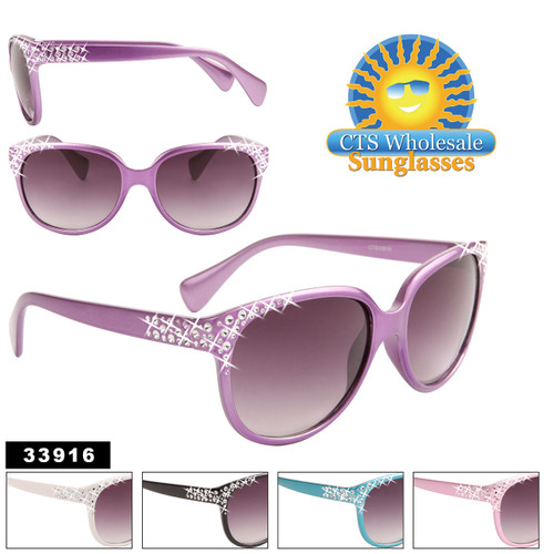 Bulk Fashion Sunglasses - Style #33916