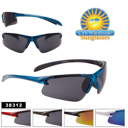 Men's Bulk Sport Sunglasses - Style #38312