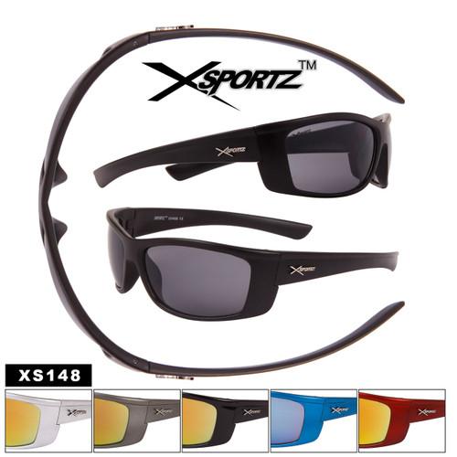 Xsportz™ Sport Sunglasses Wholesale- Style #XS148